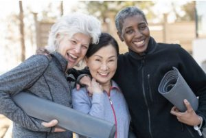 How Seniors Can Stay Active
