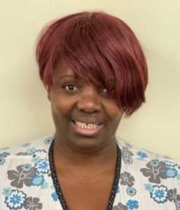 Marthalyn Kwenah is Avila's Caregiver of the Month for March, 2021! Marthalyn has been a caregiver with Avila since June 2018. She is a delight to talk to, and is always willing to help in whatever way she can. The compassion and kindness she shows her clients is surpassed only by her joy-filled spirit. Congratulations Marthalyn!